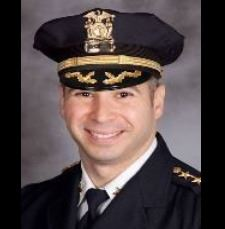 Acting Police Chief Dennis Nayor