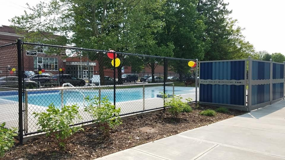 Alex Haley Pool Reopening