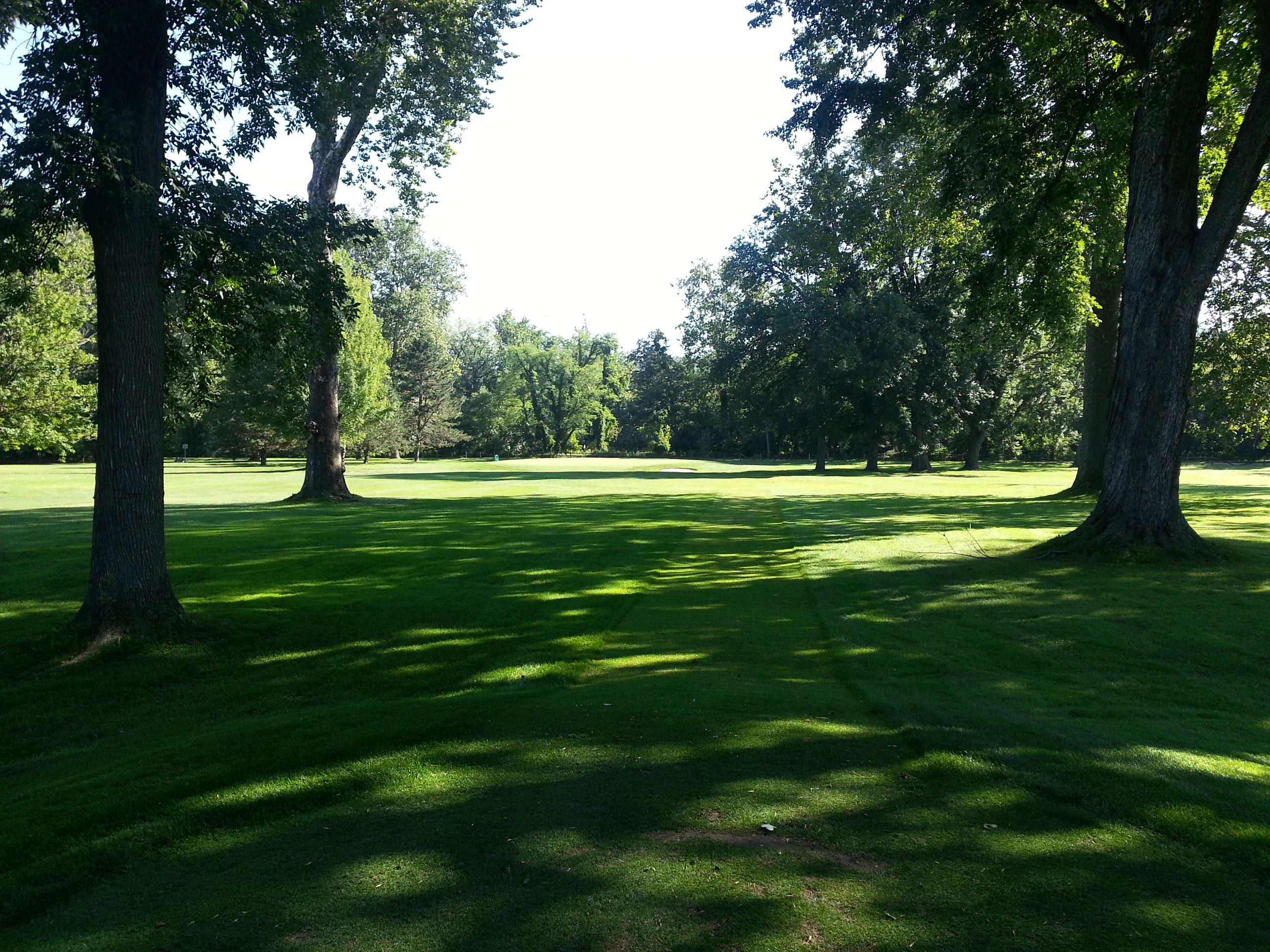 Newman Municipal Golf Course